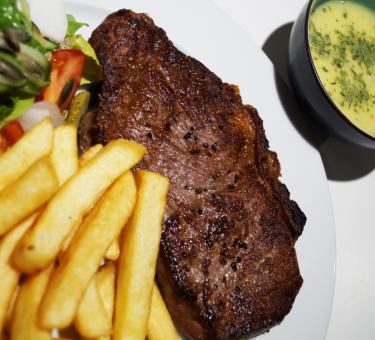 Steak perfect
